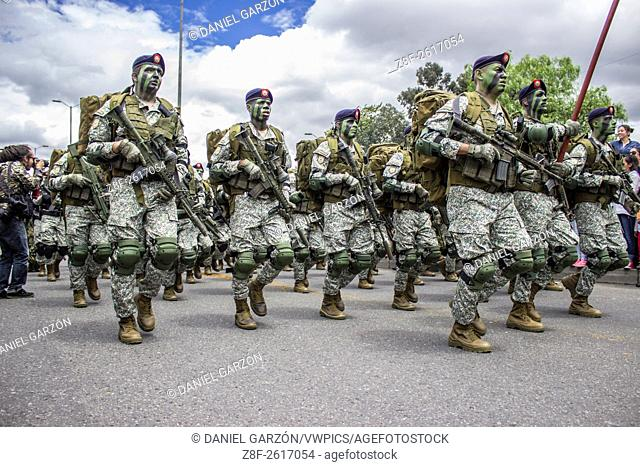 Independence day in Colombia - 20 july