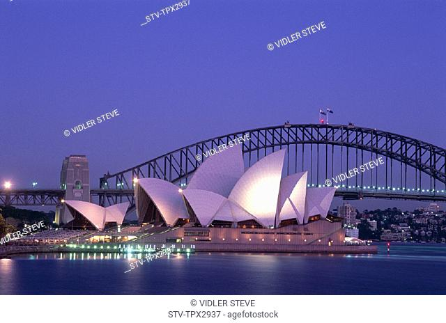 Australia, Harbour bridge, Holiday, Landmark, New south wales, Opera house, Sydney, Tourism, Travel, Vacation