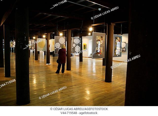 Geyer 'White factory' (Biala Fabryka Geyera) currently Museum of Textile, Lodz, Poland