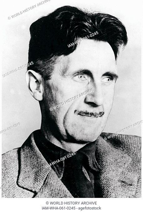 Eric Arthur Blair (25 June 1903 – 21 January 1950), used the pen name George Orwell, was an English novelist
