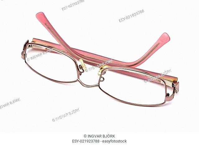 Lady&#039 s reading glasses