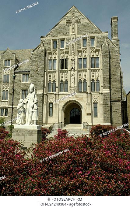Villanova, PA, Pennsylvania, Villanova University, St. Thomas of Villanova Church