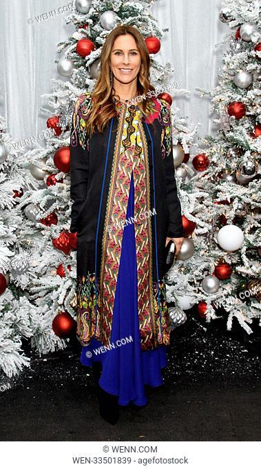 2017 NYBG Winter Wonderland Gala Featuring: Cristina Cuomo Where: New York, New York, United States When: 15 Dec 2017 Credit: WENN.com