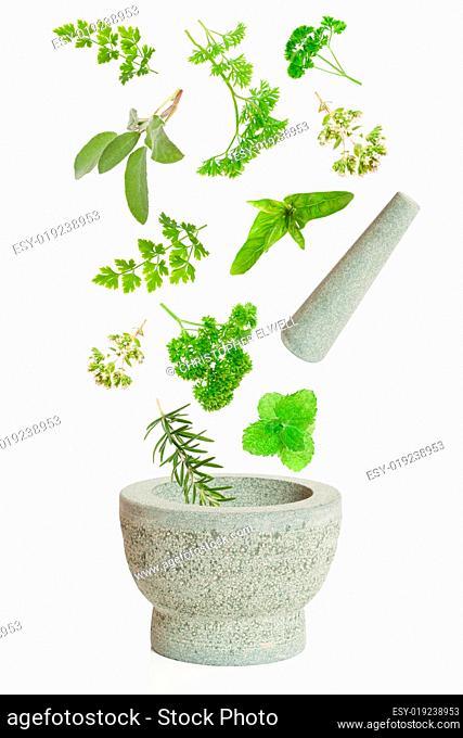 Falling Herbs