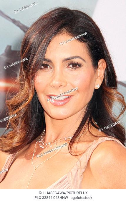 "Patricia Manterola 07/13/2019 The world premiere of """"Fast & Furious Presents: Hobbs & Shaw"""" held at the Dolby Theatre in Los Angeles, CA Photo by I"