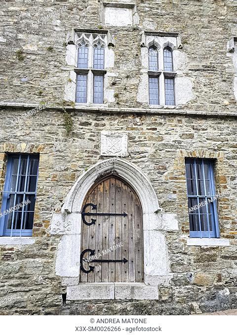 Desmond Castle, Kinsale, Ireland, Europe