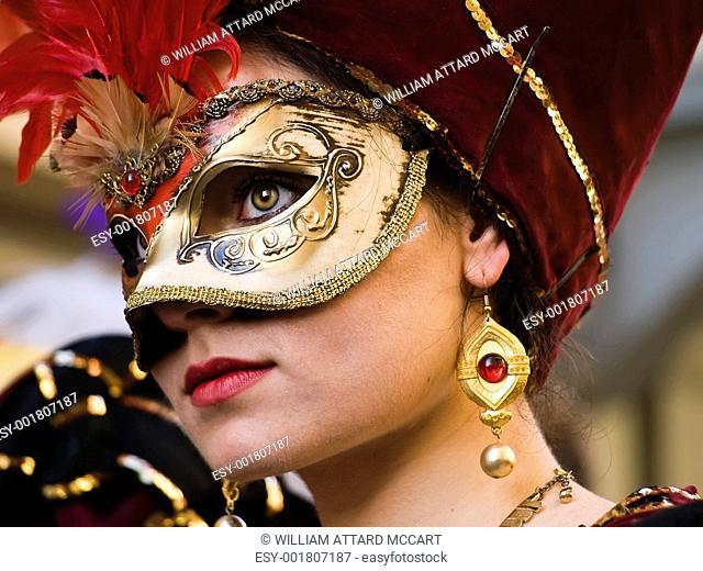 Venetian Princess