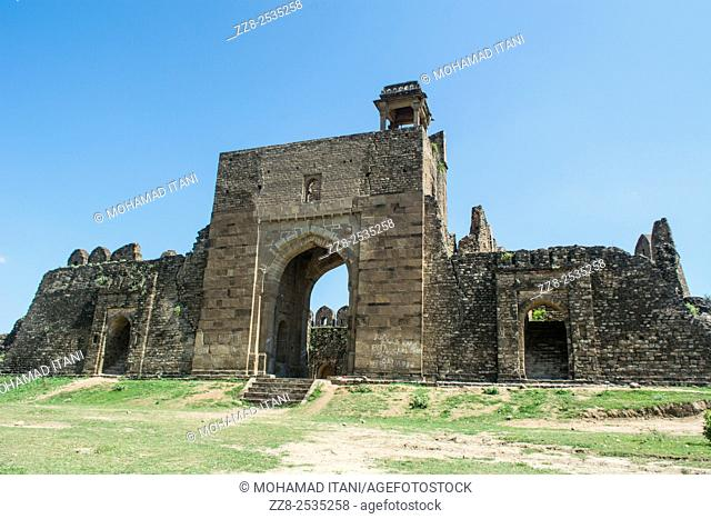 Rohtas Fort , Qila Rohtas , Jhelum Punjab Pakistan