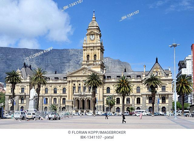 Old Town Hall, Cape Town, South Africa, Africa