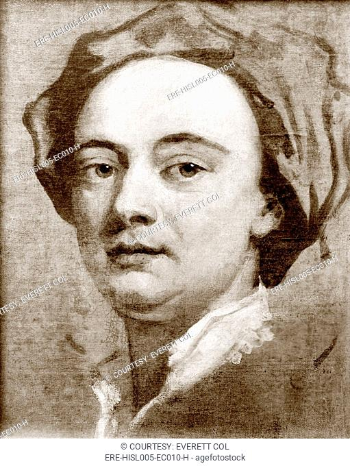 John Gay 1685-1732, English poet and playwright, best known for THE BEGGERS OPERA, 1728. Gay associated with Alexander Pope, Jonathan Swift, and John Arbuthnot