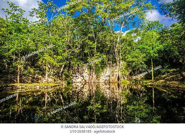 Reserva T'ho, Puerto Morelos. Quinatana Roo, México