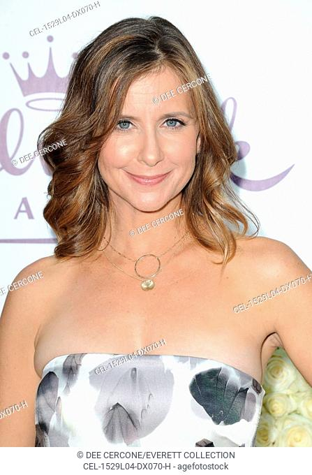 Kellie Martin at arrivals for TCA Summer Press Tour: Hallmark Reception, Private Residence, Beverly Hills, CA July 29, 2015