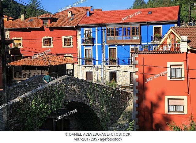 Carreña de Cabrales, Asturias, Spain, Europe
