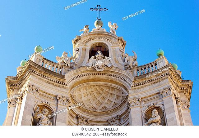 Basilica of the Collegiata, Catania