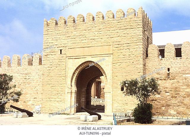 Tunisie - Sahel - Monastir - La médina