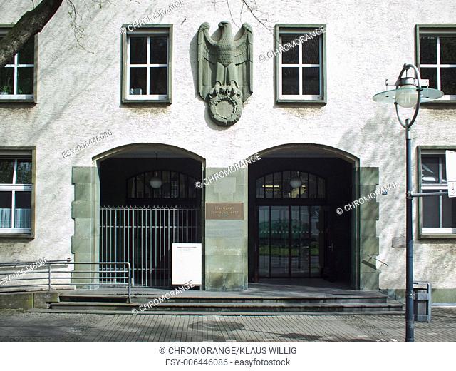 tax office dortmund-west