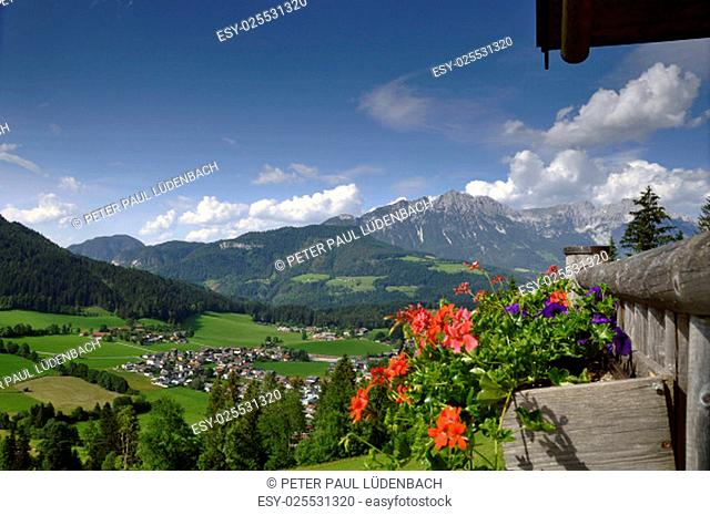 Östereich Tirol Wilder Kaiser