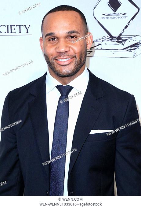 53rd Annual Cinema Audio Society (CAS) Awards at Omni Los Angeles Hotel at California Plaza - Arrivals Featuring: Bret Lockett Where: Los Angeles, California