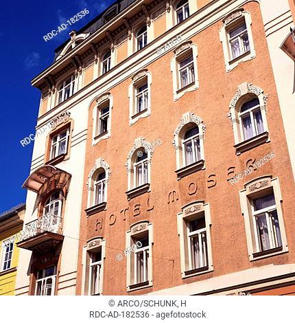Hotel Moser, Klagenfurt, Carinthia, Austria