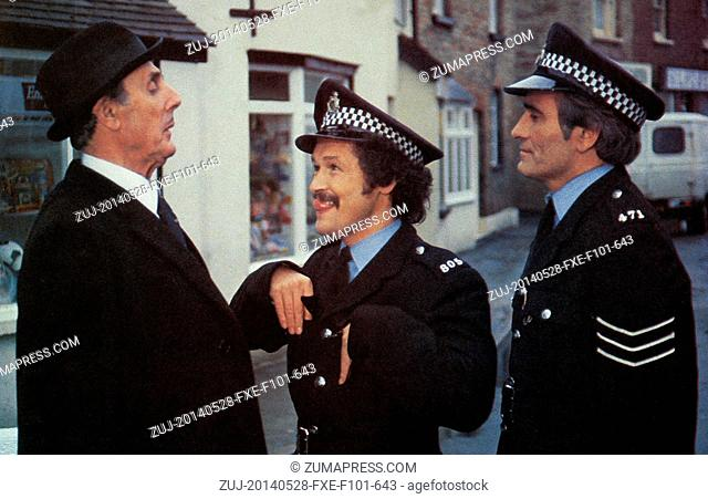 May 28, 2014 - Hollywood, USA - THE BOYS IN BLUE (1982).ERIC SYKES, BOBBY BALL, TOMMY CANNON, VAL GUEST (DIR); .BINB 010