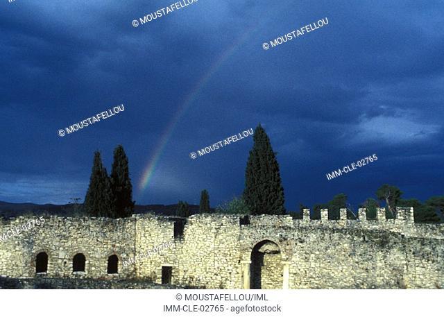 The Castle Arta, Epiros, Greece