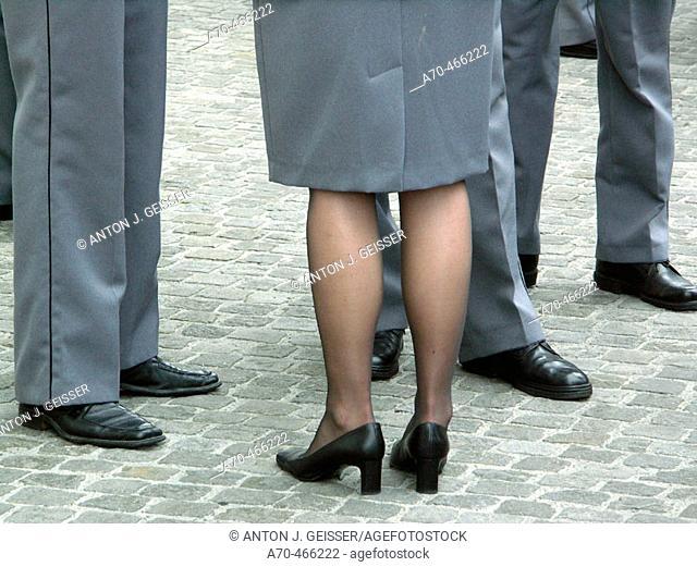 Legs, Swiss Army