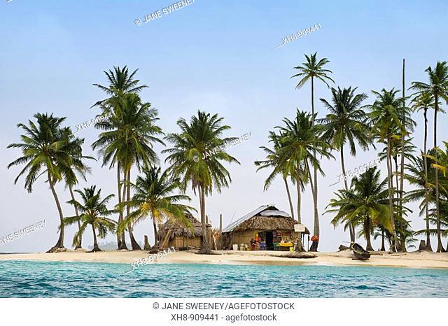 Dog Island, San Blas Islands, Kuna Yala, Panama