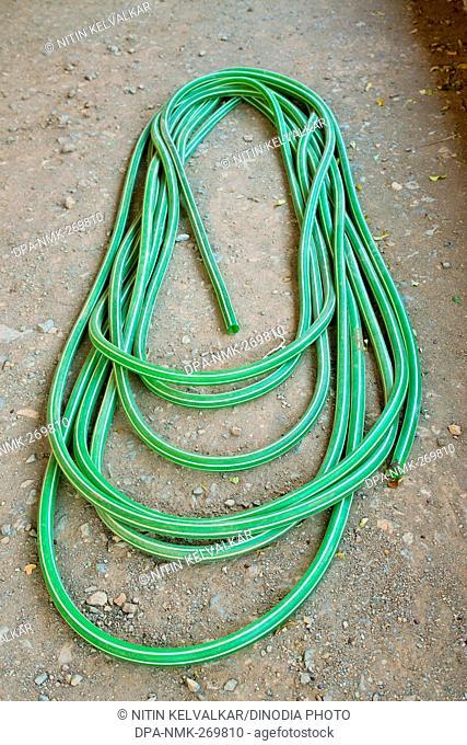 PVC pipes at Agri, Pune, Maharashtra, India, Asia