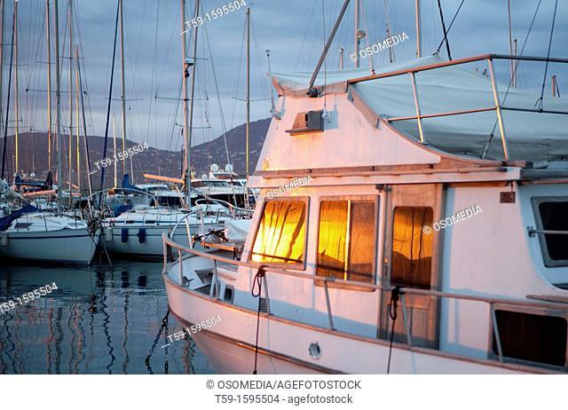 St  Tropez Cote d Azur, France