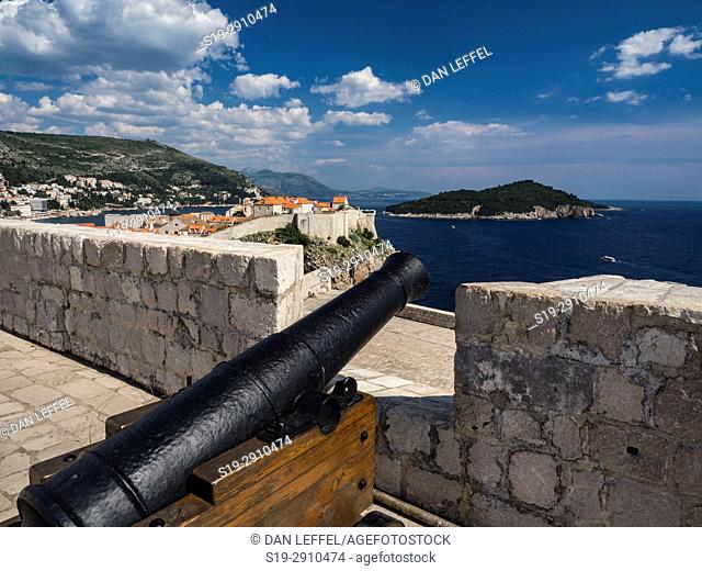 Dubrovnik Fort Lovrijenac