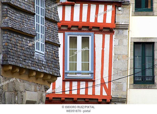 Quimper. Finistère, Brittany, France
