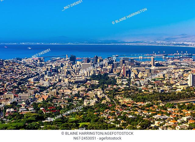 Central Business District, Cape Town, South Africa