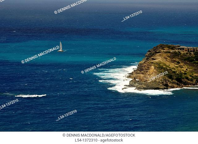 Shoreline St  John's Antigua Caribbean Cruise NCL