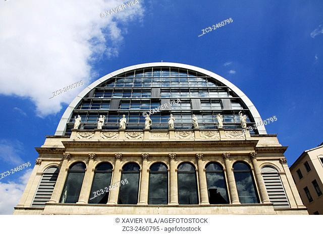 Opera house of Lyon, 1 Place de la Comedie, Rhone, Rhone Alpes, France