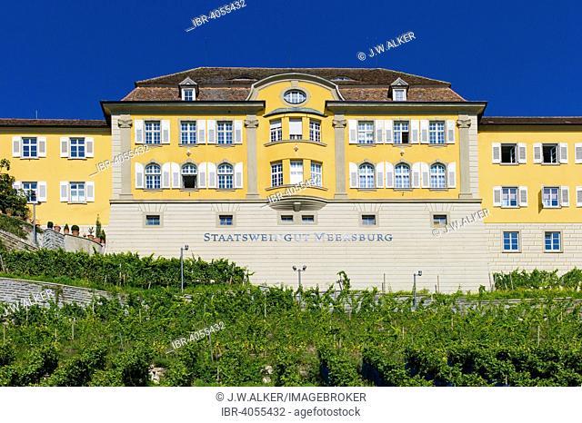 State Winery Meersburg, Meersburg, Bavaria, Germany