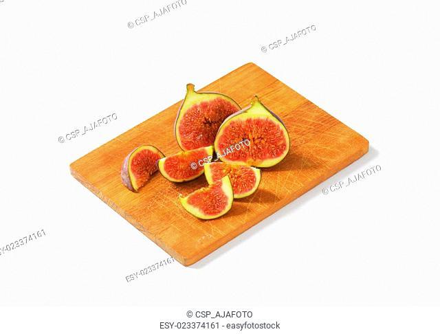 Fresh ripe figs
