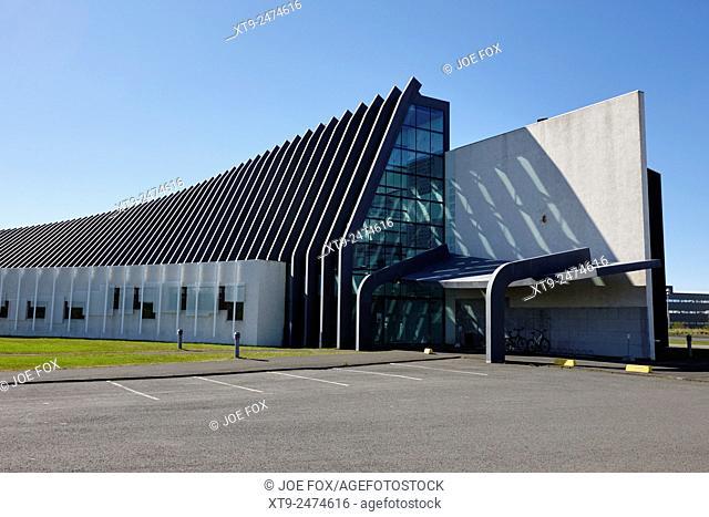 university of iceland askja building Reykjavik iceland