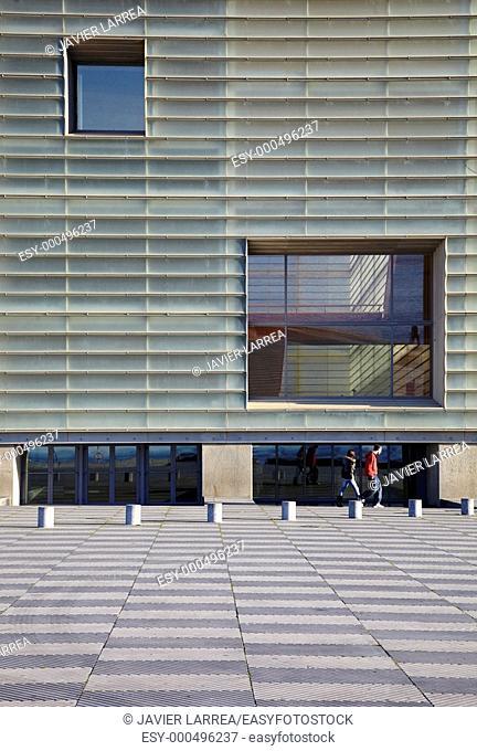 Palacio Kursaal, Donostia, San Sebastian, Gipuzkoa, Euskadi, Spain