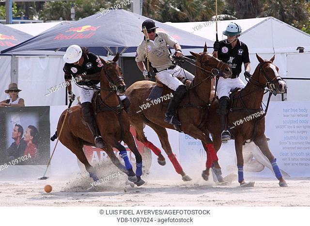 Miami Beach Polo World Cup 2010, Miami Beach, Florida, USA
