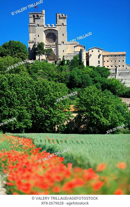 Beziers, Herault, Languedoc Roussillon, France