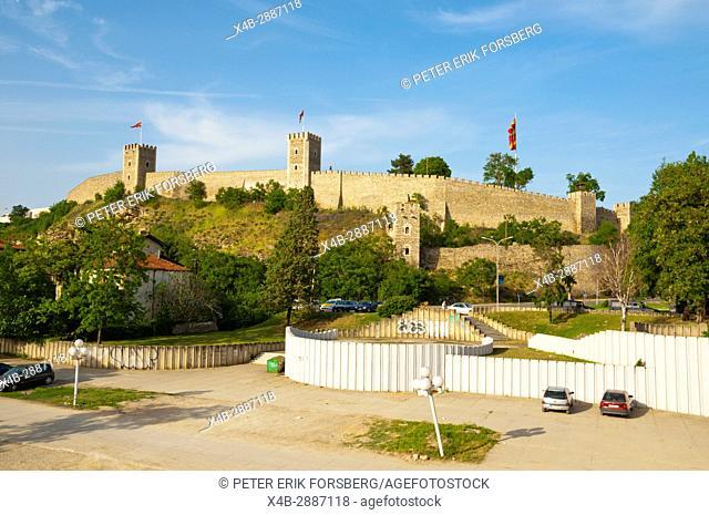Kale, fortress, Skopje, Macedonia