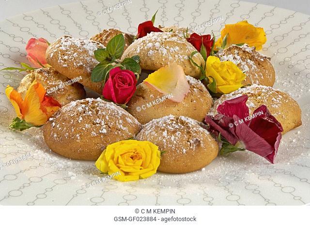 Carajitos pastries