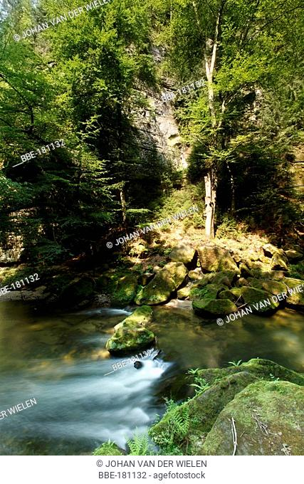 Kamnitz Gorge