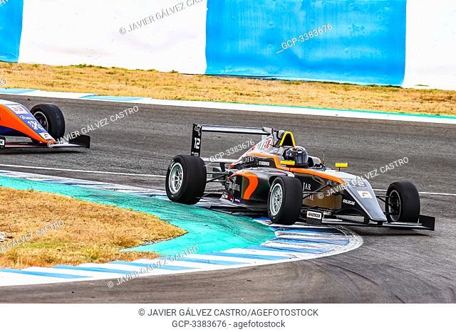f4, Free practice, Spanish Championship at Jerez, saturday