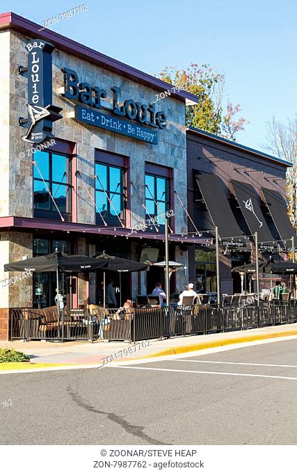 Bar Louie restaurant in Gainesville, Virginia