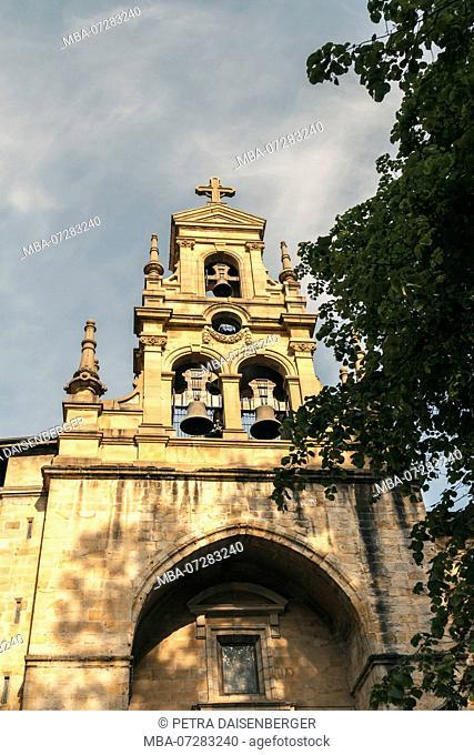 Bilbao, Basque Country, Spain, Europe