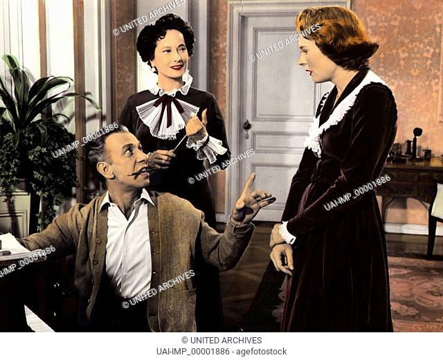 Tief in meinem Herzen, (DEEP IN MY HEART) USA 1954, Regie: Stanley Donen, JOSE FERRER, MERLE OBERON, DOE AVEDON