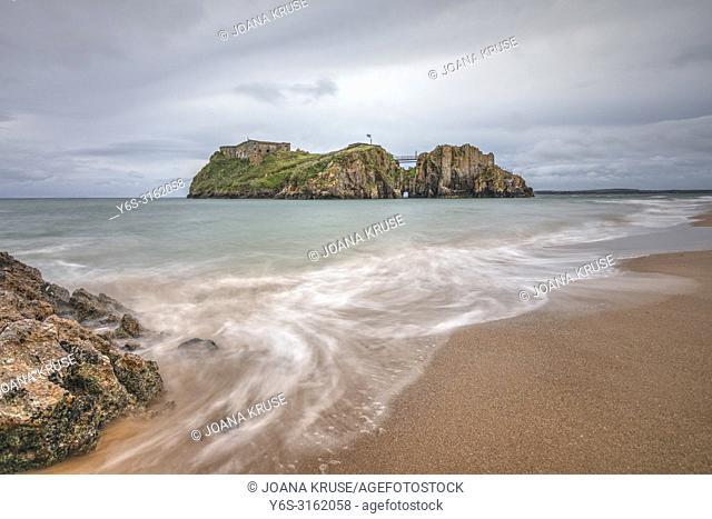 Tenby, Pembrokeshire, Wales, UK, Europe