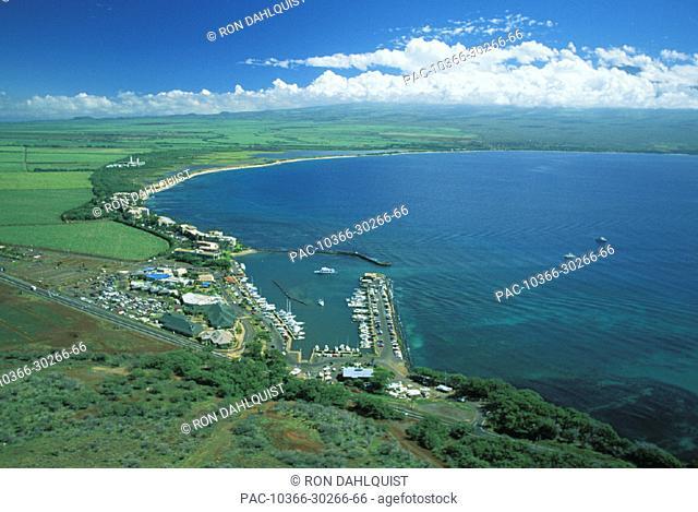 Hawaii, Maui, Maalaea Harbor, Maui Ocean Center
