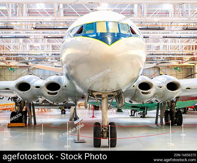 de Havilland Comet 1XB, RAF Museum, Cosford